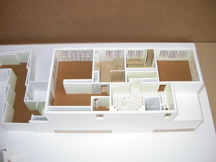 Atelier c1 thierry reverdin maquettisme - Foto architecte d interieur ...