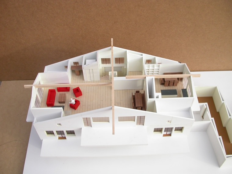 Atelier c1 thierry reverdin maquettisme for Architecte d interieur dinard